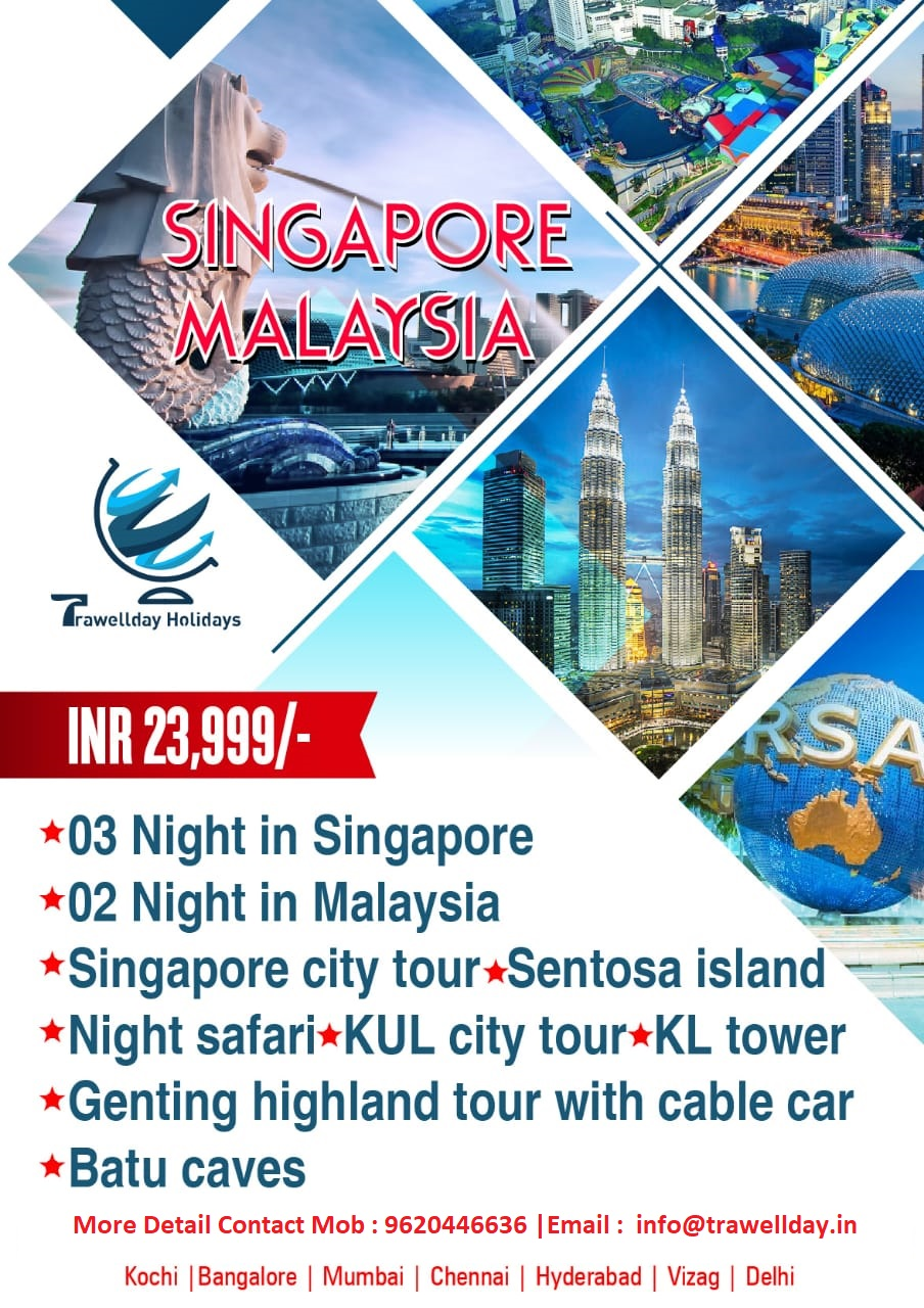 Singapore-Holiday-packarges